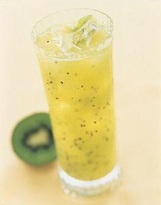 Frozen Kiwi Lemonade  | Cafe Milano | Pune