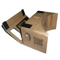 3D Virtual Reality Glasses - TOOGOO (R) Mobile phone cardboard quality 3D Virtual Reality Glasses. 100% Brand New. High Quality. Very useful entertainment tool. Easy to use. For personal home entertainment.