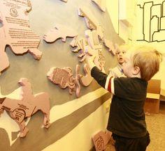 Praga - galleria d'arte per bambini