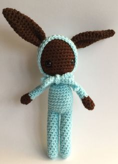A personal favourite from my Etsy shop https://www.etsy.com/uk/listing/538388392/amigurumi-baby-bunny-baby-bunny-toy-baby