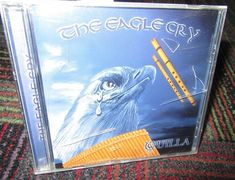 QUILLA: THE EAGLE CRY MUSIC CD, 13 GREAT TRACKS, GUC