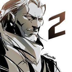 """Revoler """"Shalashaska"""" Ocelot Metal Gear Solid V:The Phantom Pain"""
