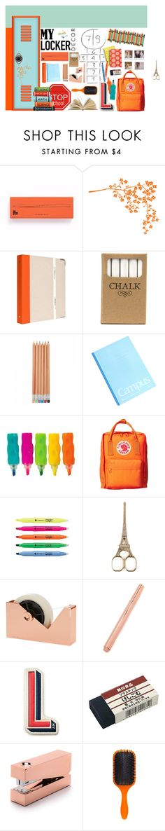 """""""My Locker decor: Carrot and Blue"""" by lina-horan69 ❤ liked on Polyvore featuring interior, interiors, interior design, home, home decor, interior decorating, ADZif, russell+hazel, Jayson Home and Band of Outsiders"""