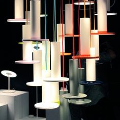 A look into the new furniture and home decor trends with a roundup from ICFF 2012.
