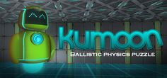 Kumoon Ballistic Physics Puzzle Free Download Game
