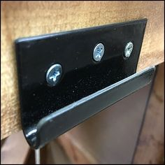 Threaded fasteners allow installation of this Boulder Creek Metal Plate Sample Hanger anywhere and guarantee the cultured stone boards hang level and true. Boulder Creek Stone, Bouldering, Hooks, Hanger, Retail, Plates, Licence Plates, Hangers, Plate