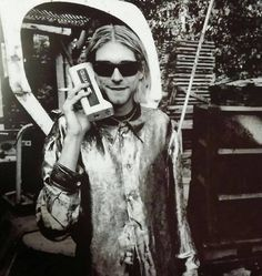 Kurt Cobain : une vraie icône - Café Comptoir