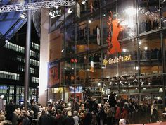 Internationale Filmfestspiele Berlin (Berlinale) by visitBerlin, via Flickr © visitBerlin | Koch More information: visitBerlin.com
