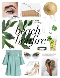 """""""love this 🌴"""" by flie9enpilz on Polyvore featuring Alexandre Birman, Love Couture and Avon"""