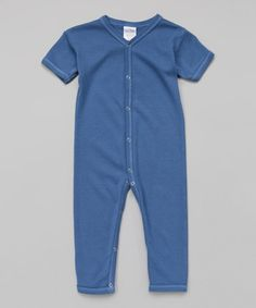 Look at this #zulilyfind! Periwinkle Playsuit by Luca Charles #zulilyfinds