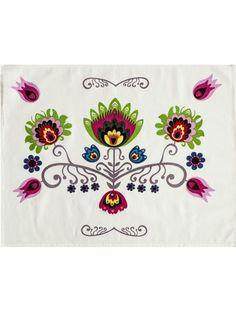 Bavlnené utierky na riad s ľudovými vzormi Tapestry, Home Decor, Hanging Tapestry, Tapestries, Decoration Home, Room Decor, Home Interior Design, Needlepoint, Wallpapers