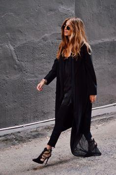 awesome Модный женский удлиненный кардиган (50 фото) — Как выбрать и где купить?