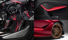Купе McLaren 720S удивило необычным идеями — ДРАЙВ