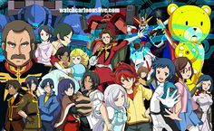 Gundam Build Fighters Try Episode 22 English Subbed