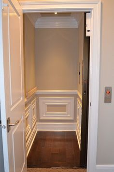 Hinsdale Custom Home Elevator - traditional - products - chicago - DME Elevators & Lifts