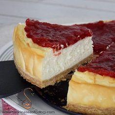 Sabrina´s Sea of Colors Cheesecake, Desserts, Food, Shoe, Raisin, Marmalade, Condensed Milk, Easy Cooking, Honey