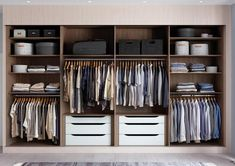 Dressing room ideas - M.Imara Dressing room ideas Fitted or freestanding dressing room furniture?