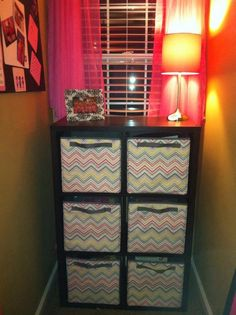 "Thirty-One ""Your Way"" collection and Ikea Expedit For more Thirty One ideas ...contact me and I can help :) Happy shopping"