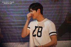 2016 April 02 (Sat)  #KoreanActor #Actor #ActorLeeMinHo at #MANILA #Events for #BENCH as his 5th Year as #Brand #Endorser (Source: emi (@emiko117)   Twitter