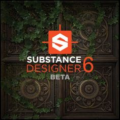 Substance Designer 6 Beta, Ben Wilson on ArtStation at https://www.artstation.com/artwork/JBkER