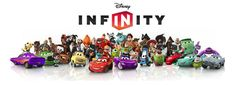 Disney Infinity starter pack-  the House of Mouse's spin on the toys-to-videogame craze, with heaps of classic children's characters, together for the first time.