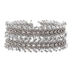 Silver A Road Less Traveled Bracelet Kit by Jill Wiseman Designs | Fusion Beads