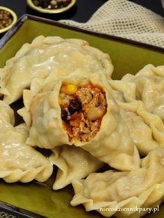 Spanakopita, Dumplings, Cravings, Recipies, Cooking Recipes, Keto, Dining, Ethnic Recipes, Food