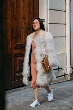 See Every Unforgettable Street Style Outfit From Paris Fashion Week Right Here, Right Now Fashion Week, Fashion Photo, Paris Fashion, Love Fashion, Fashion Outfits, Style Fashion, Basic Outfits, Ootd, Street Style Women