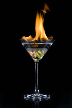 Flaming Lime by Jonathan Haas, via Flickr