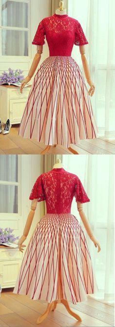 075d751bd819 Short Sleeve Pretty Short/Mini Homecoming dress ,Homecoming Dresses,Graduation  Dress,Homecoming. Cocopromdress