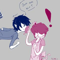 adventure time fanart marshall lee x gumball Finn And Marceline, Marceline And Princess Bubblegum, Neko, Marshall Lee X Prince Gumball, Disney Movies To Watch, Jake The Dogs, Bubbline, Comic Pictures, Fandoms