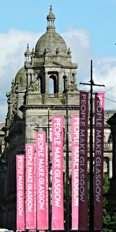 People Make Glasgow banners © Thomas Nugent :: Geograph Britain and ... This is a great Advertising and marketing suggestion! Check out this Advertising concept! Need an advertising suggestion? This is good advertising and marketing info, recommendations and resources.