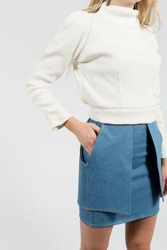 Eckhaus Latta, Pocket Skirt