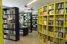 Biblioteca Comunale Bastia Umbra sala lettura