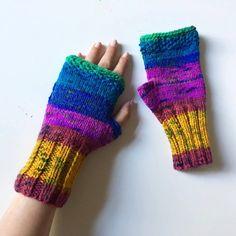 Knit Fingerless gloves, Mittens, Knitted Fingerless Mittens, Long Arm Warmers, Hand Warmers, Boho Glove, Wrist Warmers, Winter…