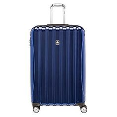 Delsey Helium Aero Expandable Spinner Trolley *** See this awesome image (This is an affiliate link and I receive a commission for the sales) : Luggage Travel Gear Best Luggage, Carry On Luggage, Travel Luggage, Travel Bags, Cheap Travel, Hand Luggage, Luggage Reviews, Luggage Brands, Luggage Store