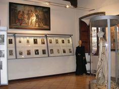 Museo del Burcardo - Le sale - Immagini dall'archivio fotografico e costumi