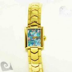 Pierre Cardin Ladies Opal Face Watches #UveStyle