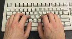 pour apprendre à taper avec tous ses doigts