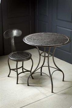 Bistro Chair & Table- Vagabond Vintage