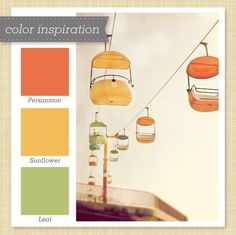 Orange,+Yellow+and+Green+Color+Palette+50+by+Sarah+Hearts