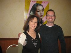 Me and Nancy Kwan