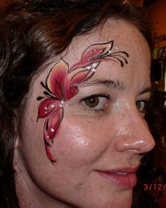 face paint tattoos | Company Party, Face Paint, Eye Design, Face Painting Illusions and ...