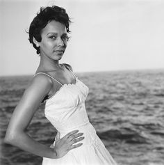 Dorothy Dandridge broke down racial barriers and set the path for black actresses. She became the first black female to be nominated for an Academy Award in the Best Actress category for her role in. Dorothy Dandridge, My Black Is Beautiful, Beautiful People, Beautiful Things, Nice Things, Beautiful Women, African American Movies, Black Actresses, Hollywood Actresses