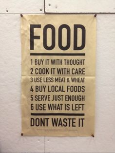 Food–Don't Waste It, World War I civilian food supply poster remake. Original by: Fred G. Cooper, U.S. Food Administration, c. 1917 Blurry picture… will post a better one soon