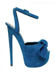 Mint Peep Toe Bow Tie Stiletto Sandals