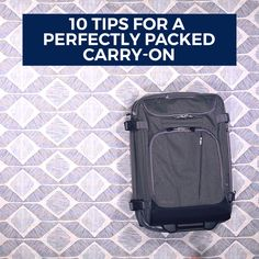 Packing Tips: How to Pack Like a Pro with eBags. Your journey starts here—with 10 expert packing tips for packing the perfect carry-on. It's time to learn how to pack like a pro…and GO!  Shop eBags now.