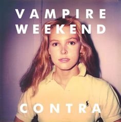 3. Vampire Weekend, Contra - The 50 Best Pop Album Covers of the Past Five Years…