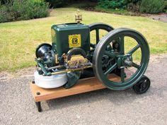 1919 Eaton Restoration – Part 3 of 3 - Restoration - Gas Engine Magazine