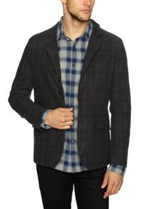 Selected Homme Jeans Gifford Bam Men's Blazer: Amazon.co.uk: Clothing